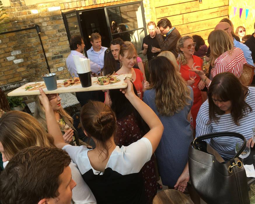 Novi Regents Street Cocktail Bar and Restaurant:  Bars & clubs by Aralia