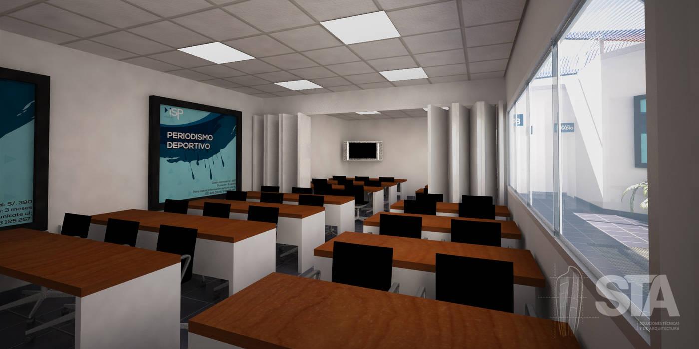 Soluciones Técnicas y de Arquitectura 學校