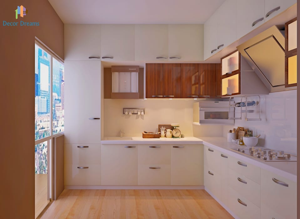 DECOR DREAMS Built-in kitchens