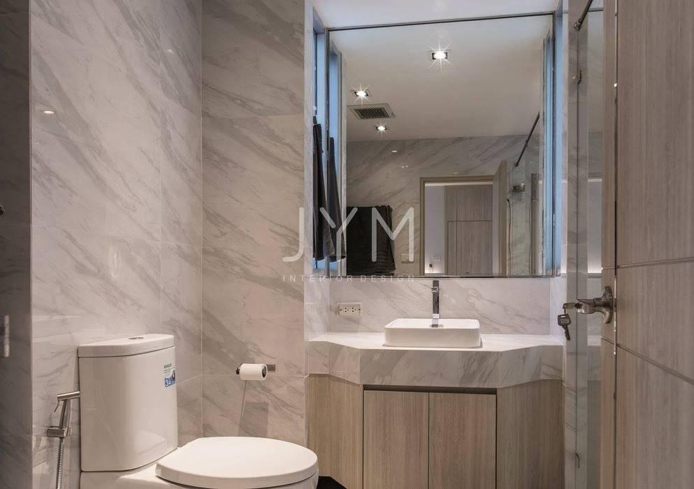 Sathorn house condo : Room 80 โดย JYM interiordesign