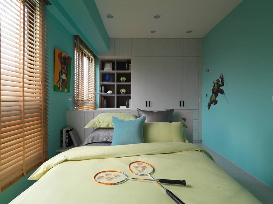 Modern Kid's Room by 貝爾設計B.R studio Modern