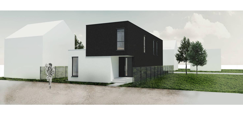 Modern Houses by R-chitect Modern
