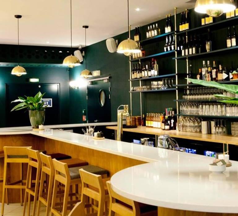 LE BISTROT DES CINÉASTES, Paris: Bars & clubs de style  par NEDGIS