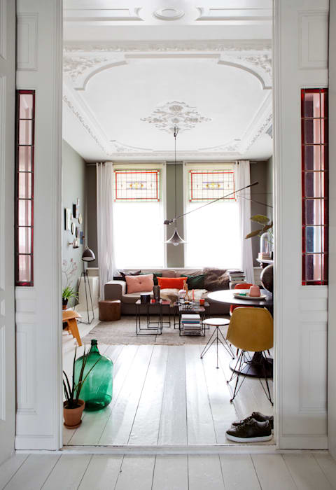 by FORM MAKERS interior - concept - design Eclectic Reinforced concrete