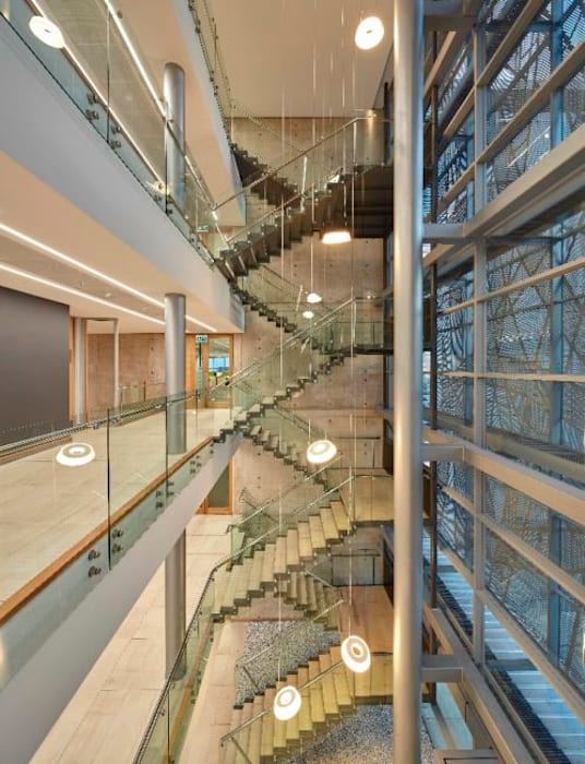 de Elphick Proome Architects Minimalista