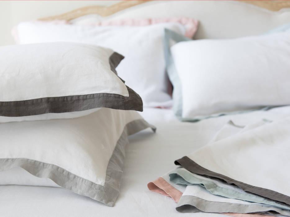 Lazy Daze bed linen: modern Bedroom by Loaf