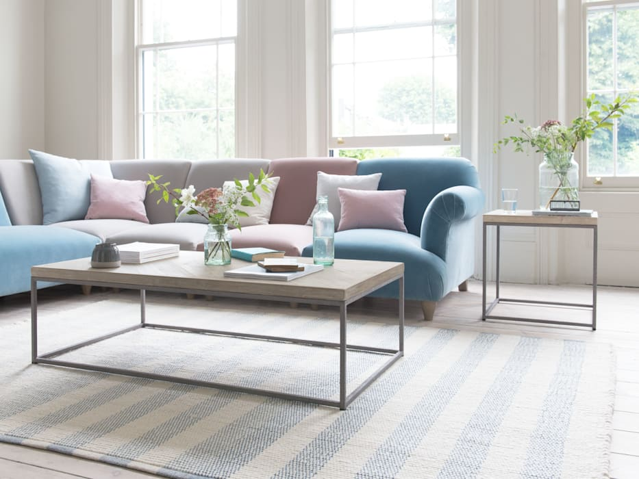 Parker coffee table:  Living room by Loaf