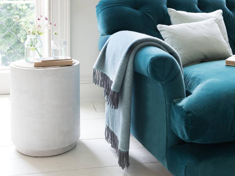 Hidey Ho side table:  Living room by Loaf