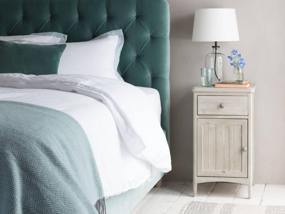 Stowaway bedside table: modern Bedroom by Loaf