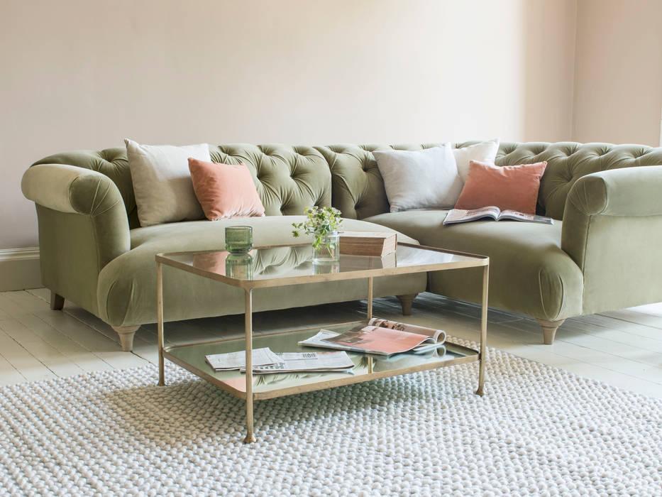 Wonder-Boy coffee table:  Living room by Loaf