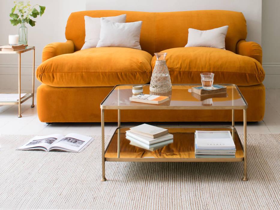 Wonder-Boy coffee table: modern Living room by Loaf