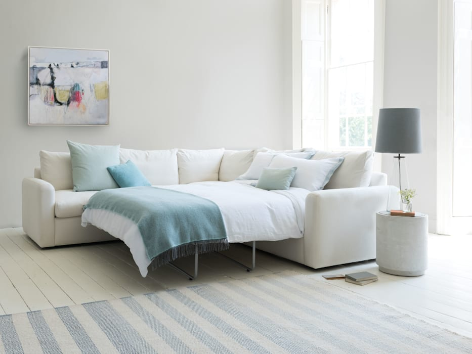 Chatnap with sofa bed : modern Living room by Loaf