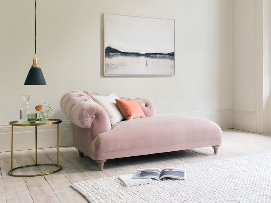 Fats chaise longue Modern living room by Loaf Modern