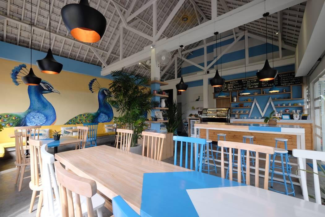 Manon Design Studio Tropical style gastronomy