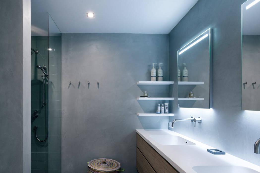 Modern Badkamer Interieur : Strak modern en duurzaam interieur met karakter moderne badkamer