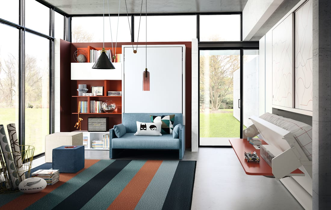 Kali Ponte Board 2200: 斯堪的納維亞  by Hefeng furniture, 北歐風