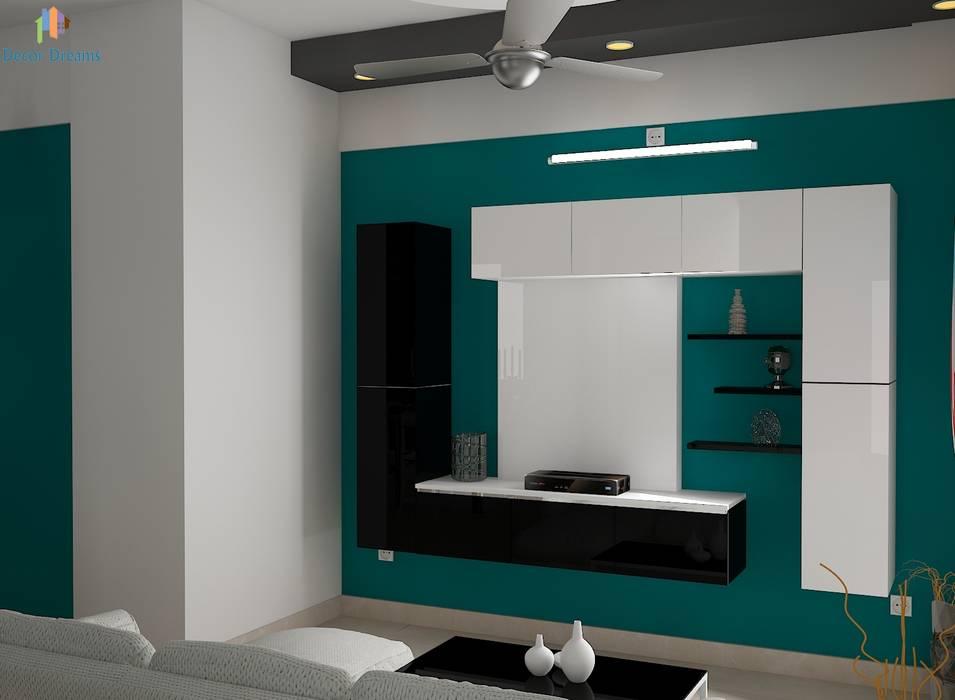 Living room by DECOR DREAMS, Modern