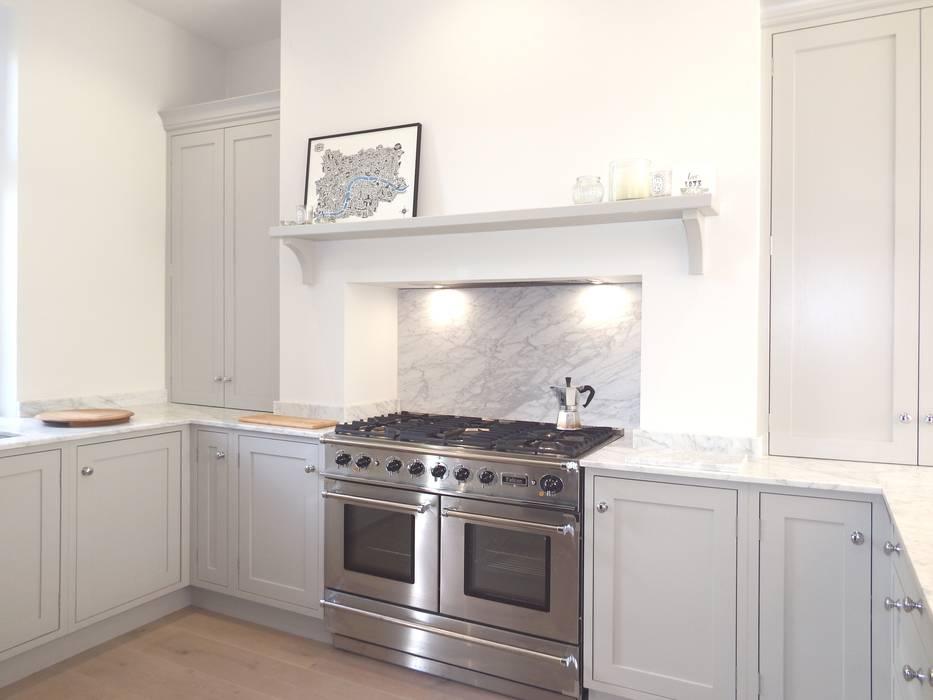Kitchen Harrogate: modern Kitchen by INGLISH DESIGN