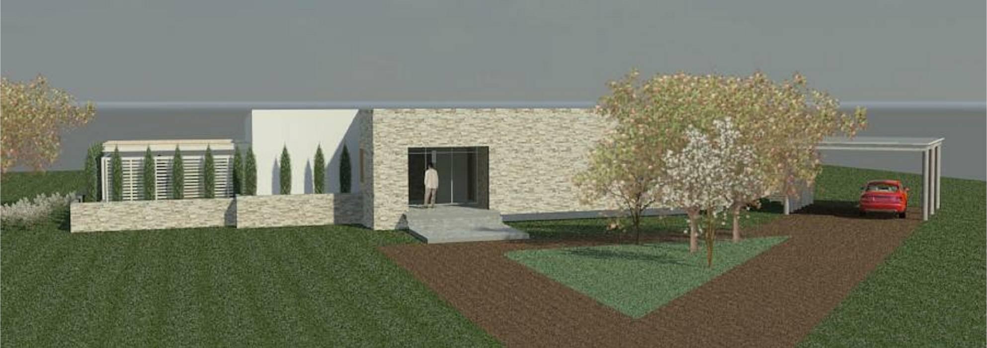 Casa en Talagante Arquitectura Amanda Perez Feliú