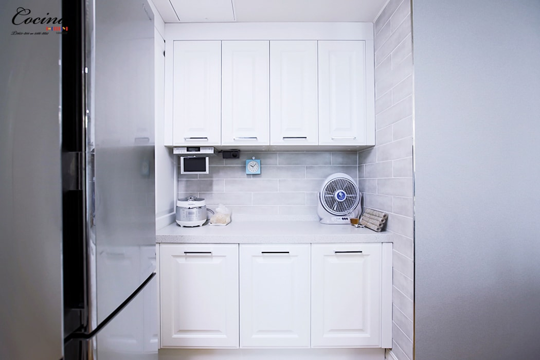 cocina Kitchen units White