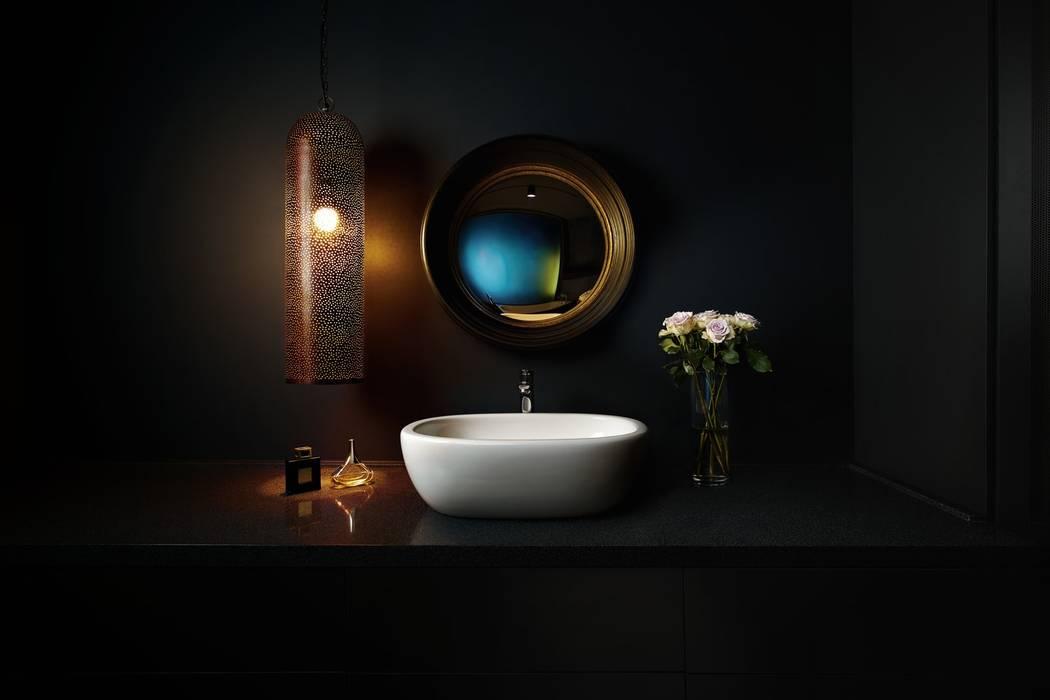vz1h: Ванные комнаты в . Автор – IGOR SIROTOV ARCHITECTS