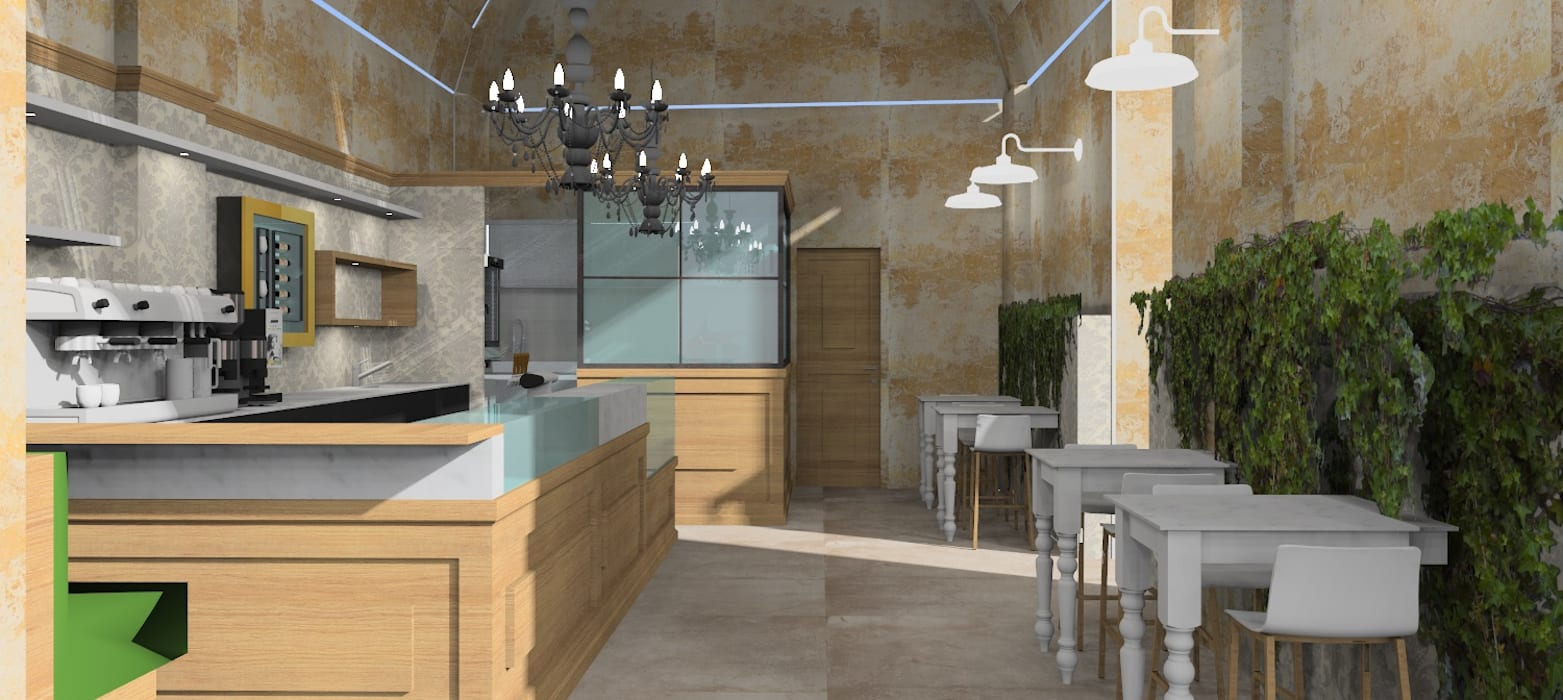 CARLO CHIAPPANI interior designer 酒吧&夜店
