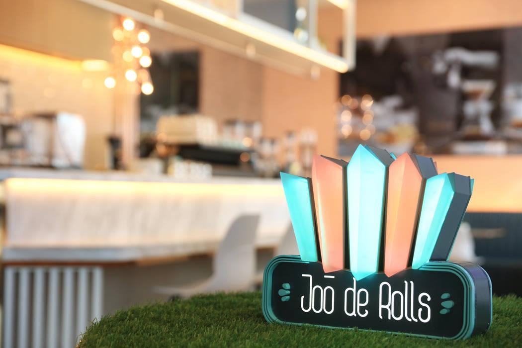 Joo de Rolls:  Shopping Centres by Artta Concept Studio,
