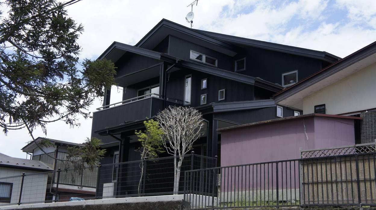 S邸 マルモコハウス Moderne Häuser