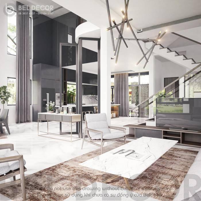 Living Room bởi Bel Decor
