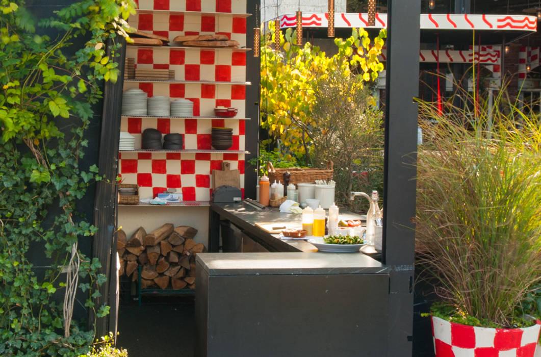Gastronomi Gaya Industrial Oleh andretchelistcheffarchitects Industrial