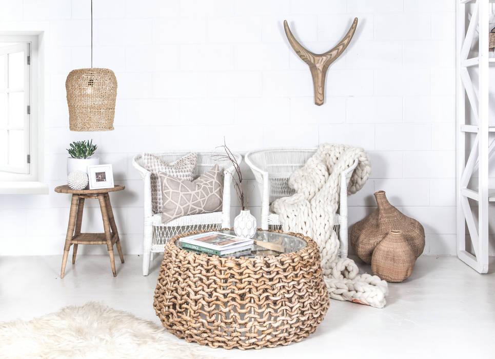 Malawi Chairs :  Balconies, verandas & terraces  by Atelier Lane | Interior Design,