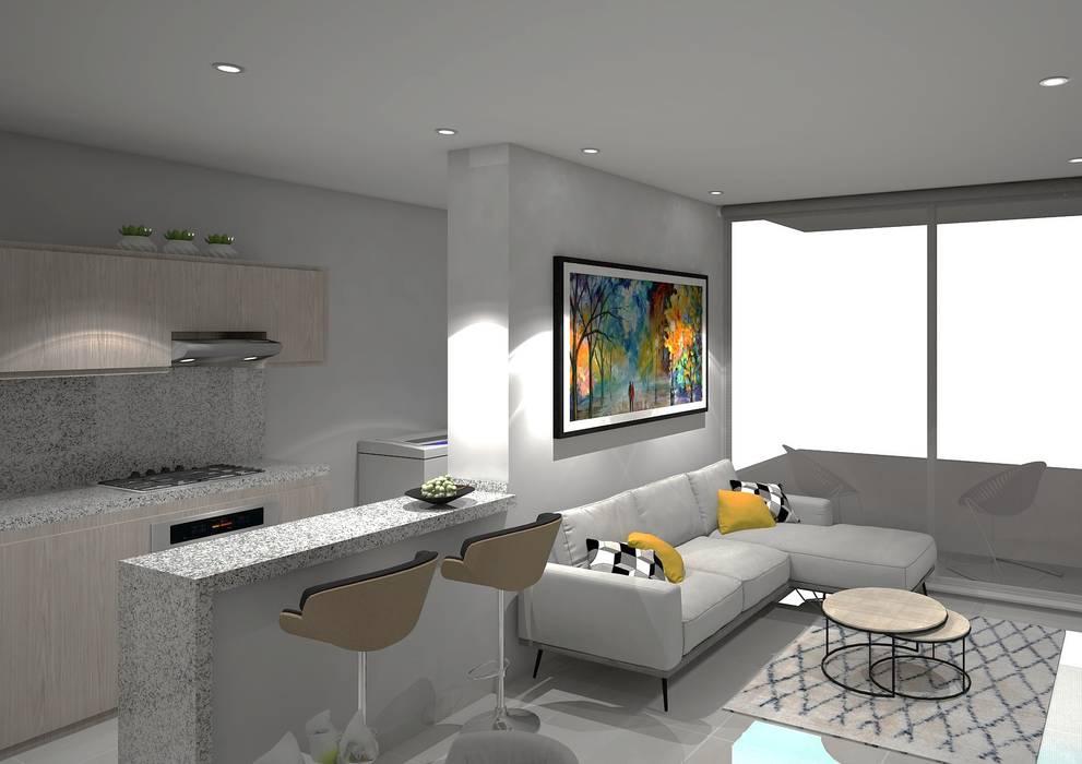 Savignano Design Гостиная в стиле модерн