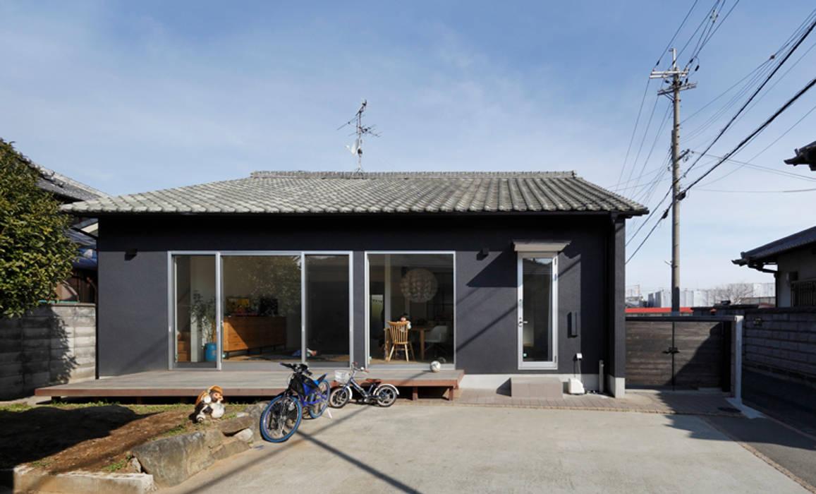 Maisons de style  par atelier m, Scandinave