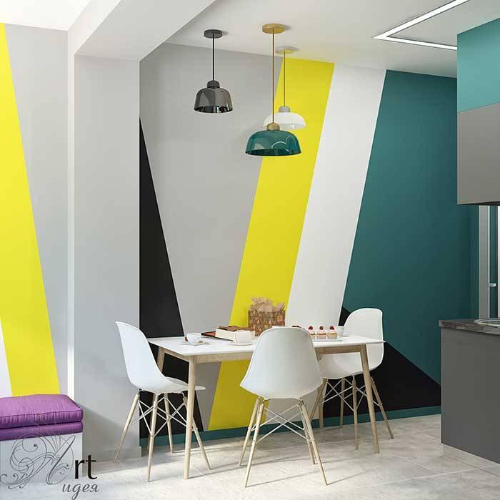 Интерьер кухни однокомнатной квартиры: Кухни в . Автор – Арт-Идея