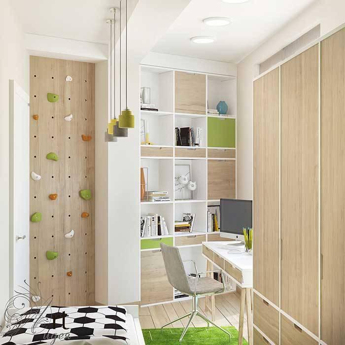 Детская комната для мальчика современная: Детские комнаты в . Автор – Арт-Идея