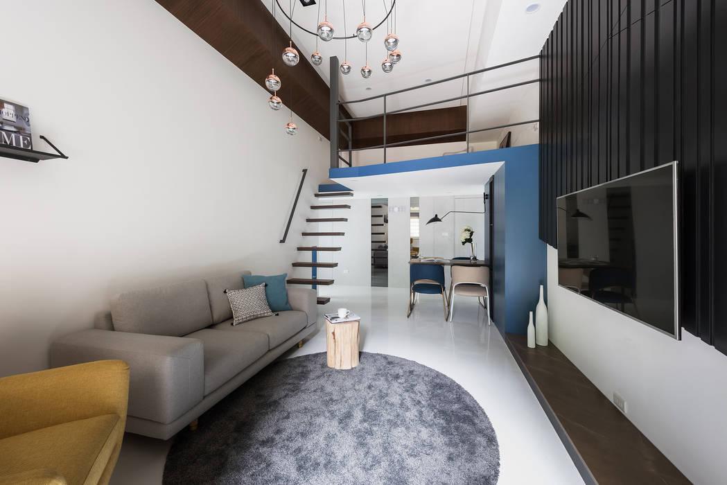 Salon de style  par 寓子設計