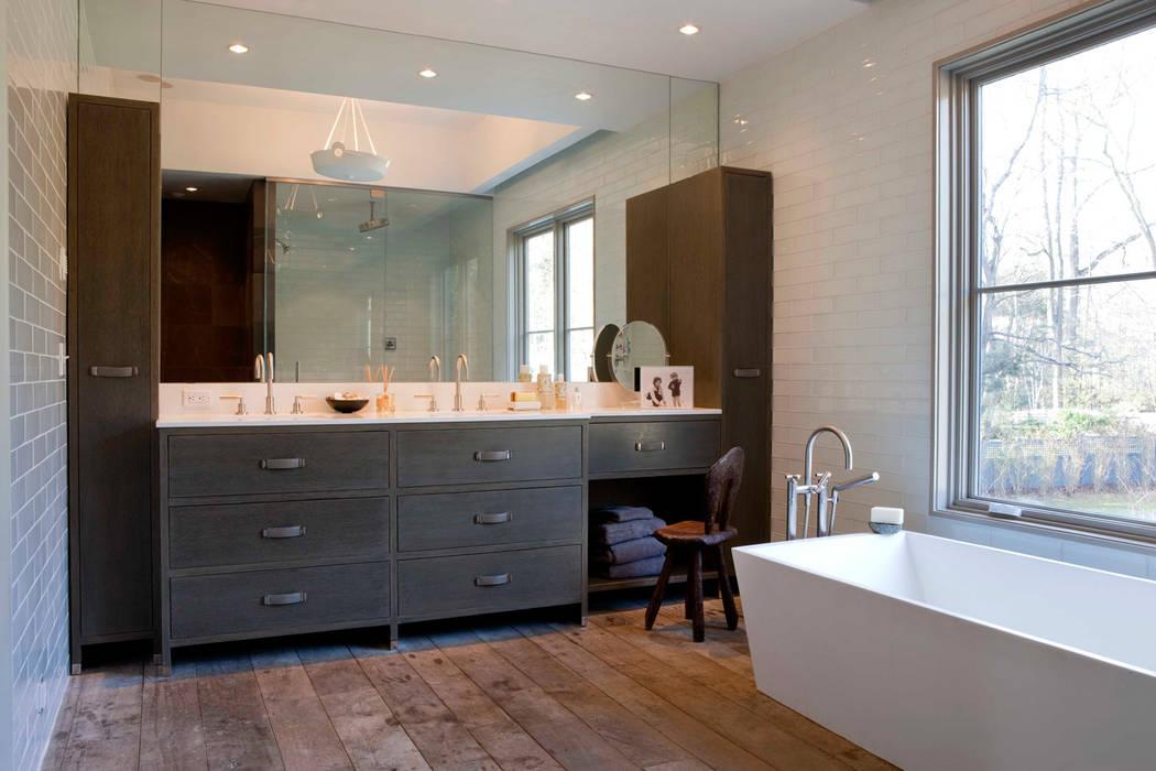 Plunkett Place andretchelistcheffarchitects Modern Bathroom