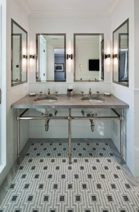 Fifth Avenue Apartment andretchelistcheffarchitects سرویس بهداشتی