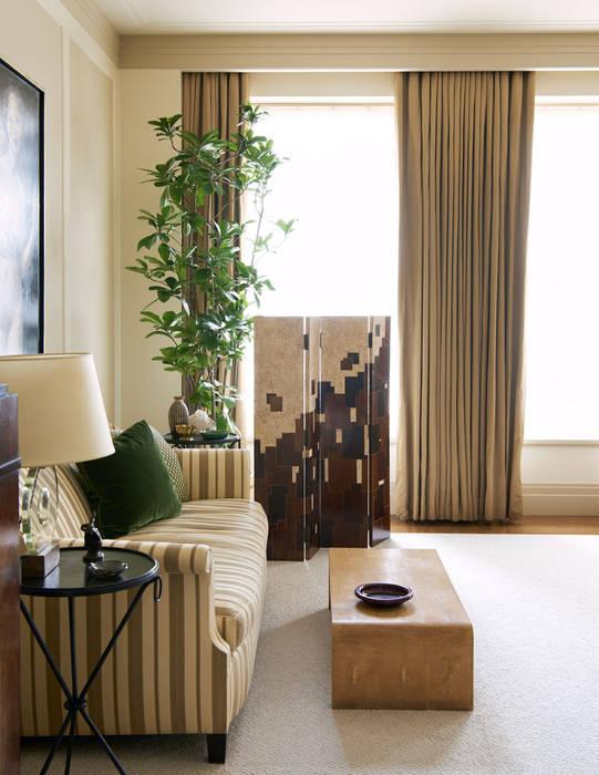 West Village Townhouse andretchelistcheffarchitects Classic style bedroom
