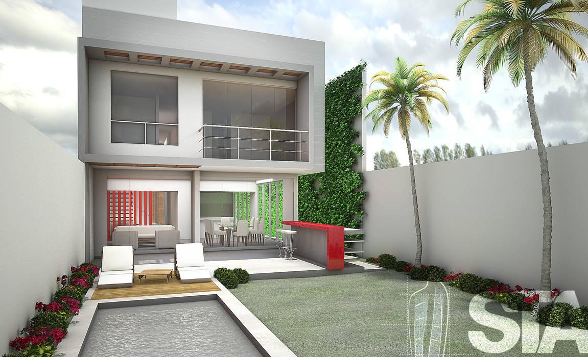 Moderner Garten von Soluciones Técnicas y de Arquitectura Modern