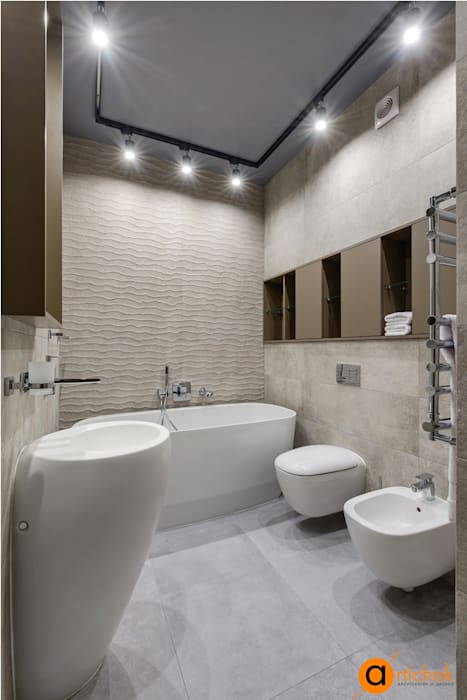 Ванные комнаты в . Автор – Art-i-Chok