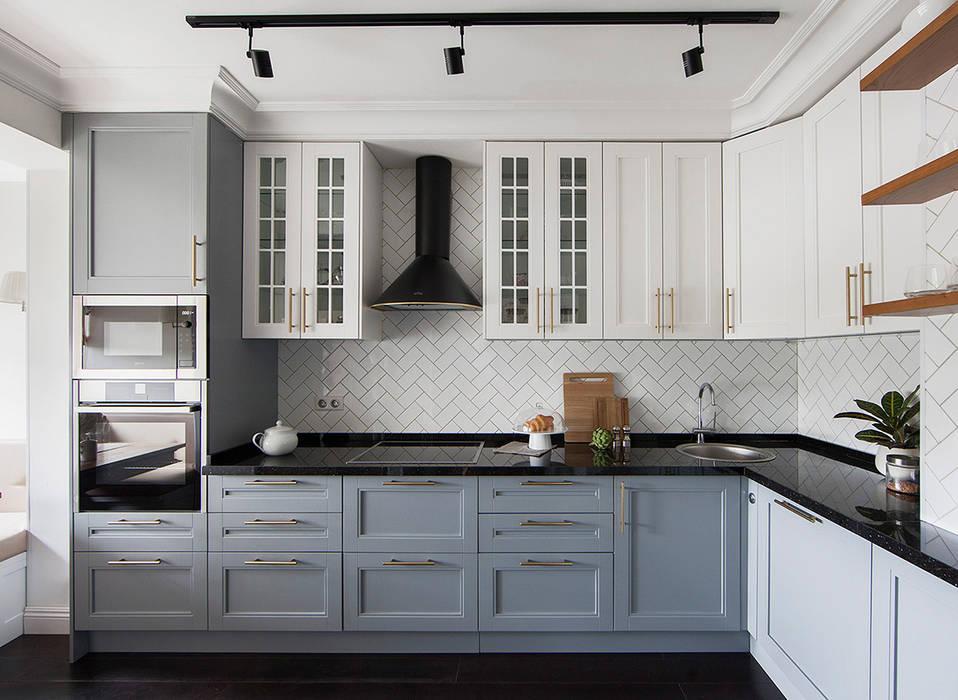 Кухня «Филадельфия» : Кухни в . Автор – Decolabs Home