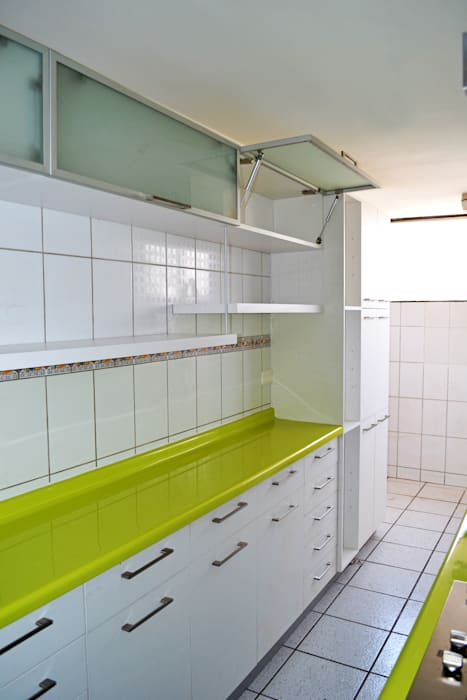 ARCOP Arquitectura & Construcción Modern Kitchen