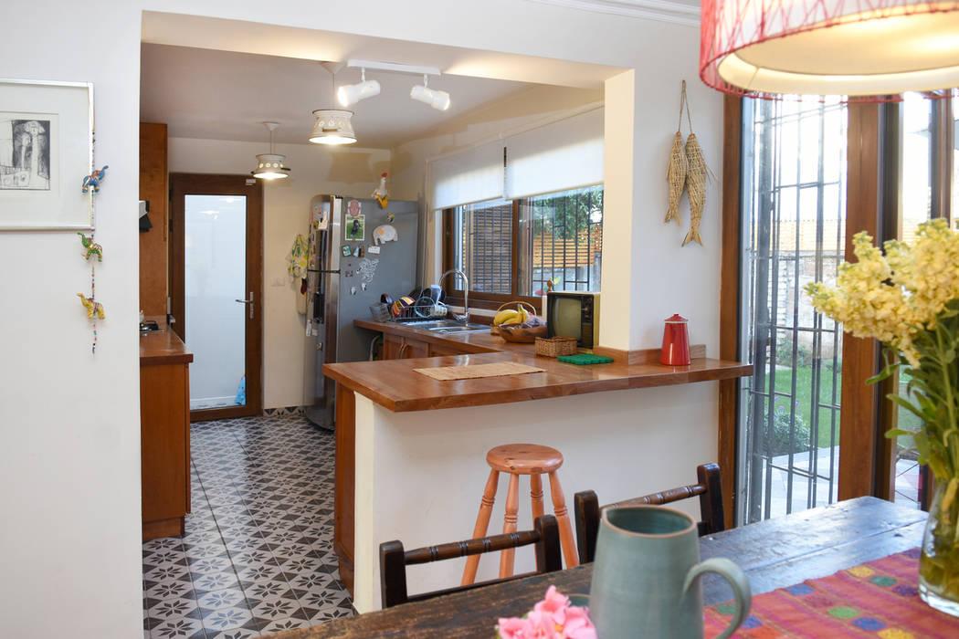 ARCOP Arquitectura & Construcción Kitchen
