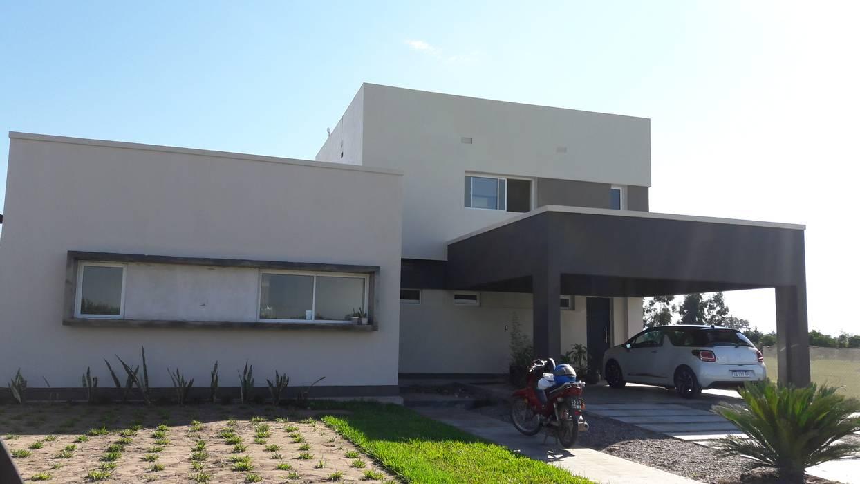 Casas de estilo minimalista de D&D Arquitectura Minimalista