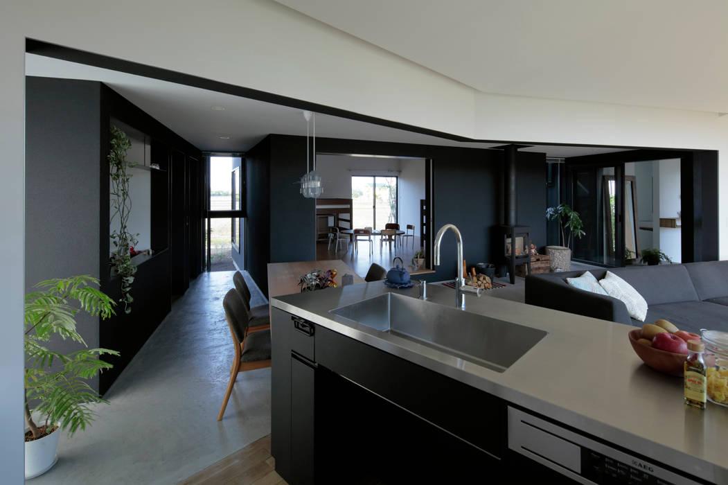 加須の家: arc-dが手掛けたキッチンです。