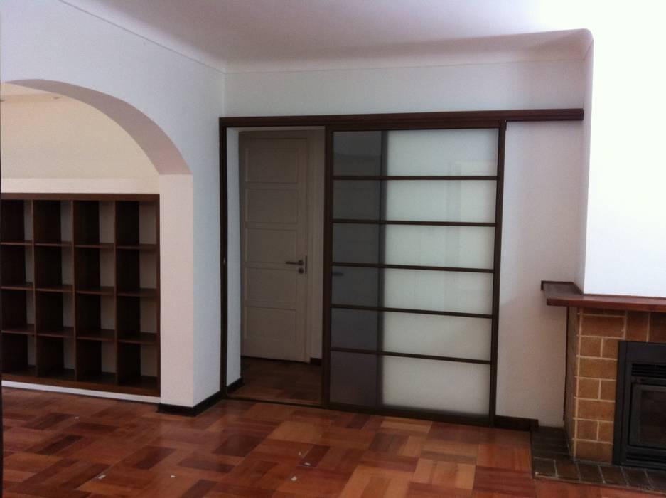 Remodelación Casa Arratia: Puertas de estilo  por ARCOP Arquitectura & Construcción