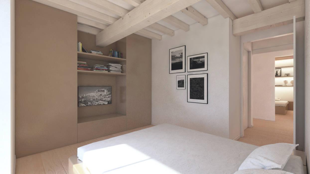 Camera Da Letto Padronale Foto : Camera padronale camera da letto in stile di smellof sign homify