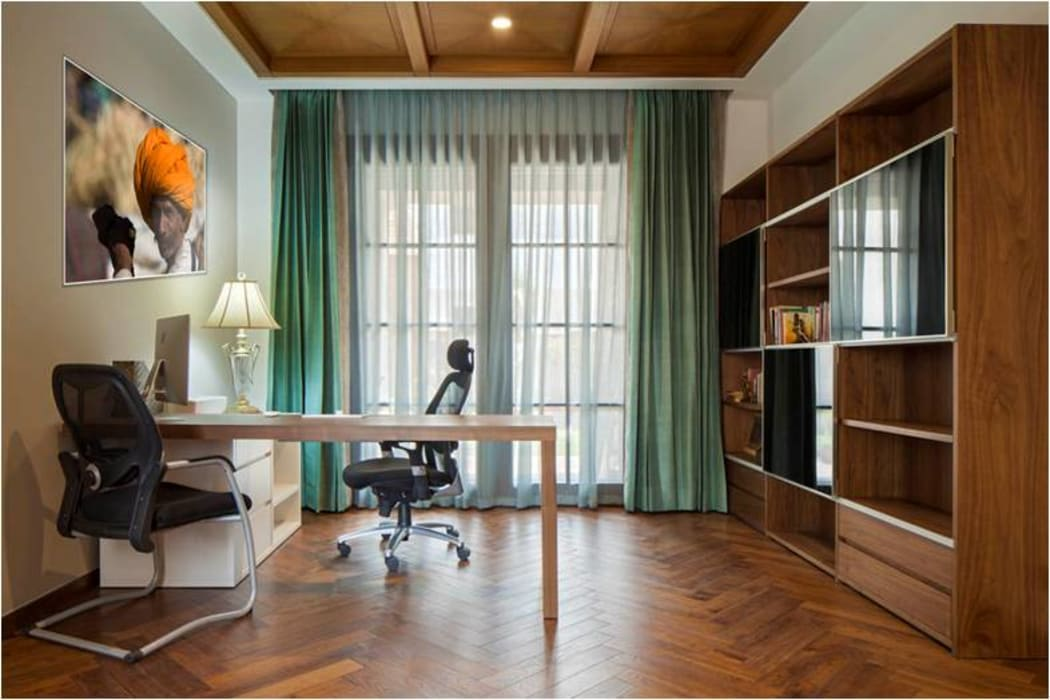 groupDCA Modern Study Room and Home Office