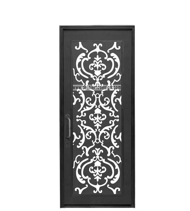 Código de producto 3104: Pasillos y recibidores de estilo  por Del Hierro Design